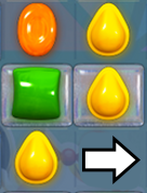 How to: 3-candy combo