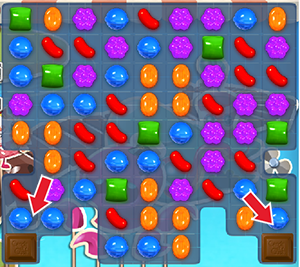 Candy Crush Level 135 Cheats & Tips - Candy Crush Saga Cheats