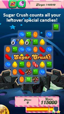 Candy Crush Level 97 Cheats & Tips - Candy Crush Saga Cheats, Tips and