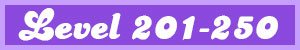 candy crush level 201-250