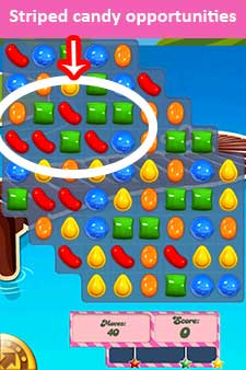 Candy Crush Level 130 Cheats & Tips - Candy Crush Saga Cheats