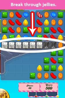 Candy Crush Level 132 Cheats & Tips - Candy Crush Saga Cheats, Tips