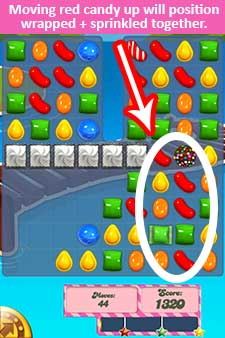 Candy Crush Level 132 Cheats & Tips - Page 3 of 4 - Candy Crush Saga