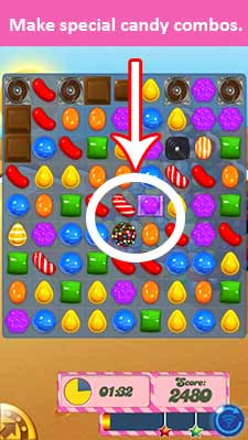 Candy Crush Level 159 Cheats & Tips - Candy Crush Saga Cheats
