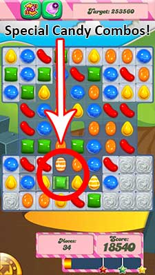 Candy Crush Level 29 Cheats & Tips - Candy Crush Saga Cheats, Tips and