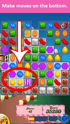 candy crush level 147 cheats pt 2