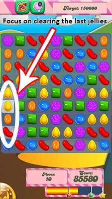 Candy Crush Level 23 Cheats and Tips - Candy Crush Saga Cheats, Tips