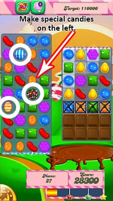 Candy Crush Level 70 Cheats and Tips - Page 2 of 4 - Candy Crush Saga