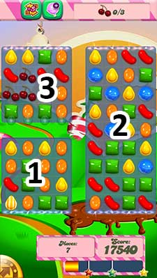 Candy Crush Level 76 Explained