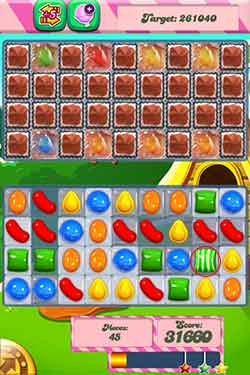 Candy Crush Level 199 Cheats and Tips - Candy Crush Saga Cheats
