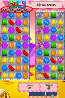 Candy Crush Level 70 Cheats And Tips Vgchartz