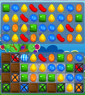 Candy Crush Level 56 Cheats and Tips - Page 2 of 3 - Candy Crush Saga