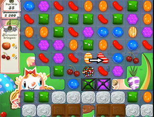 Candy Crush Level 72 Cheats and Tips - Candy Crush Saga Cheats