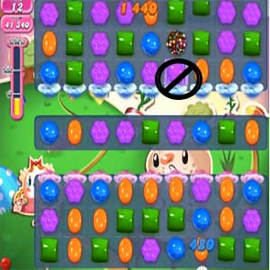 Candy Crush Level 77 Cheats and Tips