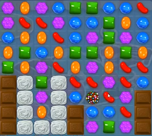 Candy Crush Level 136 Cheats & Tips - Candy Crush Saga Cheats and Tips