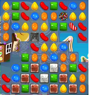 Candy Crush Level 153 Cheats and Tips - Candy Crush Saga Cheats