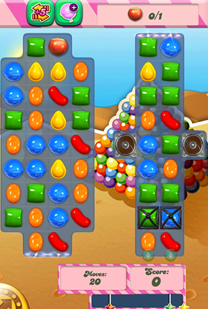 Candy Crush Level 158 Cheats and Tips - Page 3 of 4 - Candy Crush Saga