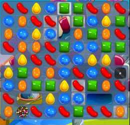 Candy Crush Level 165 Hints And Tips