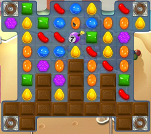 Candy Crush Level 165 Cheats and Tips