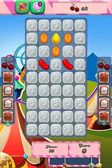 Candy Crush Level 181 Cheats & Tips - Candy Crush Saga Cheats, Tips