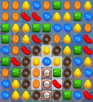Candy Crush Level 184 Cheats and Tips - Candy Crush Saga Cheats, Tips
