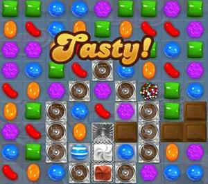 Crush Level 184 Cheats and Tips - Candy Crush Saga Cheats and Tips