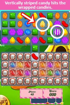 Candy Crush Level 197 Cheats & Tips - Candy Crush Saga Cheats, Tips