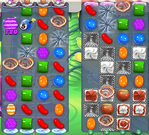Candy Crush Level 417 Cheats and Tips - Candy Crush Saga Cheats