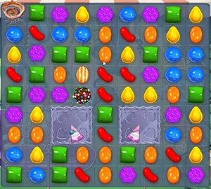 Candy Crush Level 421 Cheats and Tips - Candy Crush Saga Cheats and