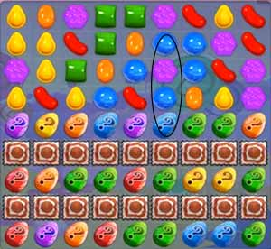 candy crush level 304