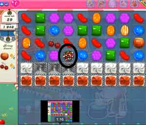 Candy Crush Level 142 Cheats and Tips