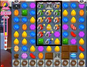 Candy Crush Level 267 Cheats and Tips