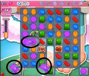 Candy Crush Level 279 Cheats and Tips - Candy Crush Saga Cheats