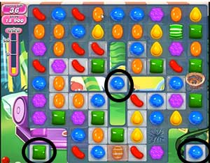Levels Candy Combos Are Very Helpful In Level 28 The Striped Candy