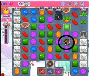 candy crush level 433
