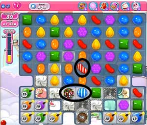 Level 434 Cheats and Tips - Page 2 of 4 - Candy Crush Saga Cheats
