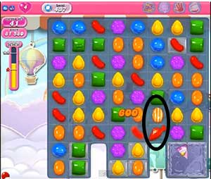 candy crush level 437