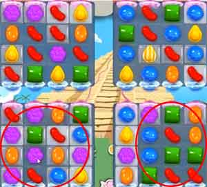 Candy Crush Level 323 Cheats and Tips - Candy Crush Saga Cheats