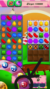 candy crush reset
