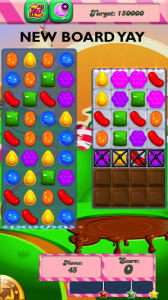 Board in Candy Crush Without Losing A Life - Candy Crush Saga Cheats