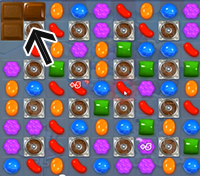 Candy Crush Level 166 Cheats and Tips
