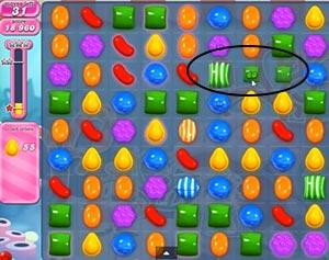 candy crush level 306