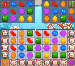Candy Crush Level 307 Cheats and Tips - Candy Crush Saga Cheats