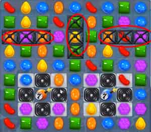 Candy Crush Levels Locked