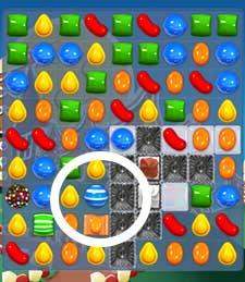 Candy Crush Level 155 Cheats and Tips - Candy Crush Saga Cheats