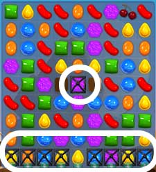 Candy Crush Level 39 Cheats and Tips