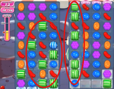 Candy Crush Color Bomb