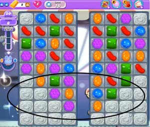 Candy Crush Saga Dreamworld Level 16 Cheats and Tips