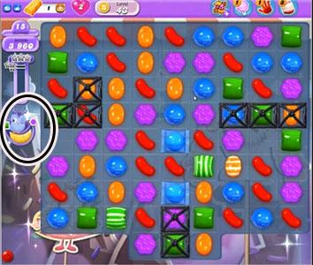 Candy Crush Saga Dreamworld Level 43 Cheats and Tips - Candy Crush