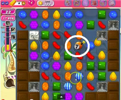 Candy Crush Level 122 Cheats and Tips - Candy Crush Saga Cheats